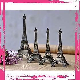 Tháp Eiffel - Mô Hình Tháp Eiffel Bằng Thép Không Gỉ Size 30cm