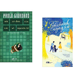 Combo 2 cuốn sách: Nỗi cô đơn của các số nguyên tố   + Sả chanh ngày hạ