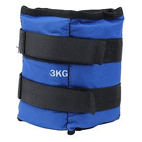 Cặp Tạ Đeo Chân 3Kg KenSports K035-3-3