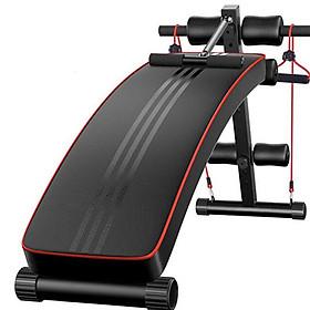 Ghế tập thể dục, gym, tập bụng, toàn thân da đẹp khung thép chắc chắn