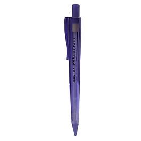 Bộ 2 Bút Chì Bấm Econ Ice Pencil 0.5 Assorted PK/GN/WE/VT - 134212 - Tím