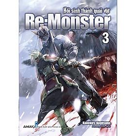 Bộ truyện tranh đã được xây dựng thành Game : Re: Monster - Hồi sinh thành quái vật tập 3