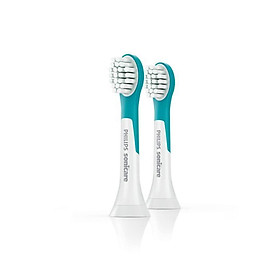 HX6032 x 2 Philips Sonicare for Kids đầu bàn chải đánh răng thay thế