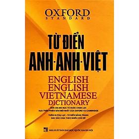 Từ Điển Anh - Anh - Việt 350.000 Từ