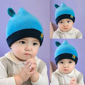 Mũ Trùm Đầu Trẻ Em Hình Mặt Cười