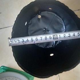 3KG CHẬU NHỰA MỀM ƯƠM CÂY 26X21 - BỊCH, TÚI BẦU 26x21, 3kg = 123 chậu