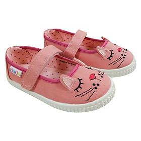 Giày búp bê cho bé gái NomNom EPG1954 hồng