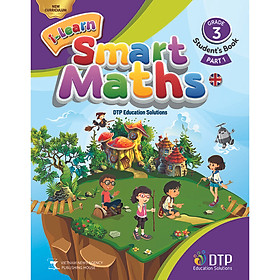 i-Learn Smart Maths Grade 3 Student's Book Part 1