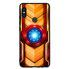 Ốp Lưng Viền TPU cho điện thoại Xiaomi Redmi Note 5 Pro - Iron Man 01