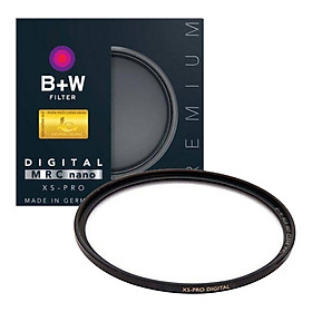 Kính Lọc Filter B+W XS-Pro Digital 010 UV-Haze MRC Nano 52mm - Hàng Chính Hãng