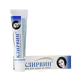 Kem dưỡng da, làm mờ sẹo Klirvin Cream Nga (25g/Tuýp)