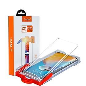 Dán kính cường lực T-Max Full Keo UV dành cho SamSung Galaxy Note 20 Ultra - Hàng chính hãng
