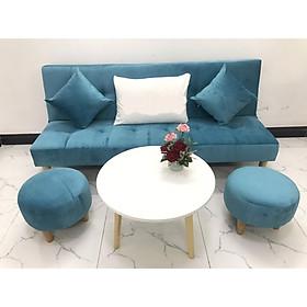 Bộ ghế sofa giường 1m7x90 phòng khách linco17