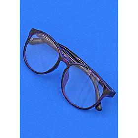 Mắt kính lão tròng nhựa tím 868NUNI - kính phù hợp cho cả nam và nữ