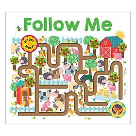 Follow Me: Maze Books - Maze Books (Board book)