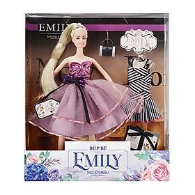 Búp Bê Duka Emily - Người Mẫu Thời Trang DK81033