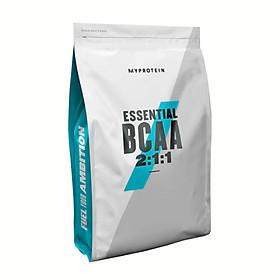 Thực phẩm bổ sung gia tăng sức bền và phục hồi cơ Myprotein Essential BCAA 250g (50 lần dùng)