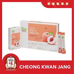Nước Hồng Sâm Goodbase Đào KGC Cheong Kwan Jang - Hồng Sâm Hàn Quốc, Hồng sâm Vị Trái Cây