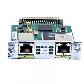 Card Cisco HWIC-2FE - Hàng chính hãng