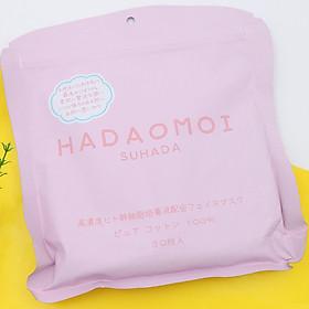 Mặt Nạ Tế Bào Gốc Hadaomoi Nhật Bản 30 Miếng - Hồng