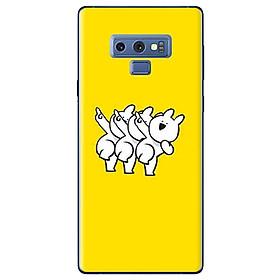 Ốp Lưng Dành Cho Samsung Galaxy Note 9 - Thỏ Tạo Dáng