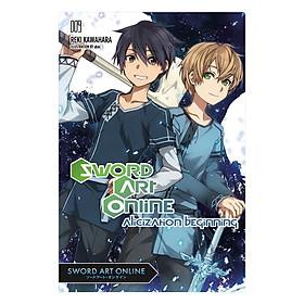 Sword Art Online, Volume 09: Alicization Beginning (Light Novel)