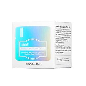 [Mini Size] Mặt Nạ Ngủ & Kem Dưỡng Ẩm, Dưỡng Sáng Da Klairs Freshly Juiced Vitamin E Mask 15ml