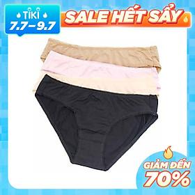 Combo 6 quần lót Bikini nữ Vera màu ngẫu nhiên VBQB6323