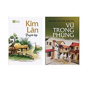 Combo tuyển tập các tác giả nổi tiếng Văn học Việt Nam 3 (Kim Lân, Vũ Trọng Phụng)