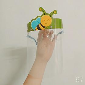 [Face shield] Mặt Nạ Kính Bảo Hộ Đa Năng Chống Dịch, Chống Giọt Bắn, Bụi cho trẻ em tặng kèm móc khóa Shopping online