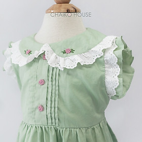 Đầm bé gái Chaiko House XH201919