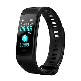 Smart Watch Fitness Bracelet Heart Rate Monitor IP67 Waterproof Color Screen Sport Tracker Watch