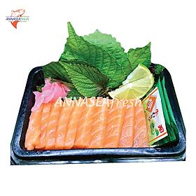 Set 02 Sashimi cá hồi - 200gr (hộp)