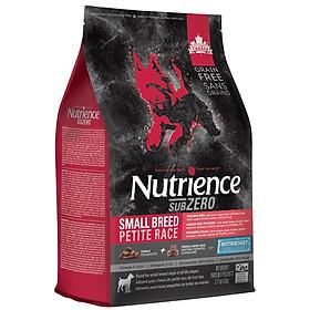 Thức Ăn Hạt Cho Chó Bull Pháp Nutrience Subzero Bao 2,27kg Thịt Bò, Cá Hồi, Rau Củ Quả & Trái Cây Tự Nhiên