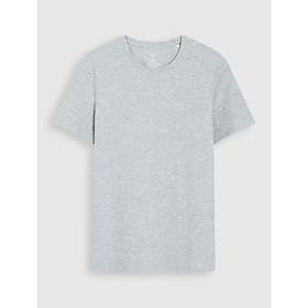 Áo phông nam cotton usa 8TS21A001 Canifa