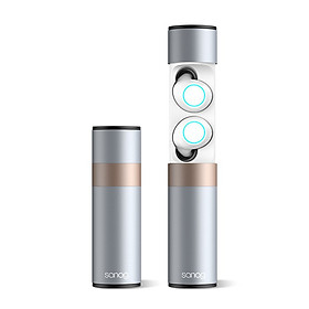 Tai nghe Bluetooth 5.0 Chống nước -SANAG J1 -Tai nghe không dây chuẩn IPX7 - Đỉnh cao âm thanh- hàng chính hãng