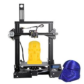 Máy In Mô Hình 3D Creality 3D Ender-3 Pro Bộ Đùn Nhựa Mk-10 Có Chức Năng Tạm Dừng / Bàn Nhiệt