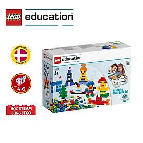 Bộ Xếp Hình LEGO EDUCATION Bộ Gạch Sáng Tạo 45020 (1000 Mảnh Ghép)
