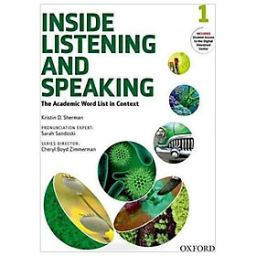 Inside Listening and Speaking 1 Student Book