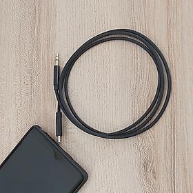 Cáp chuyển Type-c ra loa AUX cổng 3.5mm dài 1m cho Samsung