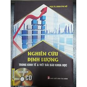 Nghiên cứu định lượng trong kinh tế và viết bài báo khoa học