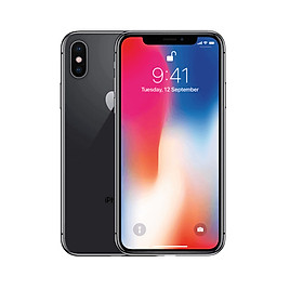 Apple iPhone X 64Gb CPO (Certified Pre-Owned) - Hàng Nhập Khẩu