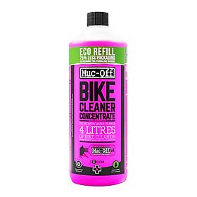 Dung Dịch Rửa Xe Cô Đặc Công Nghệ Nano Muc Off Bike Cleaner Concentrate 1L cho Xe đạp, Xe máy và Ô tô