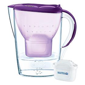 Bình Lọc Nước BRITA Marella Basic Purple - 2.4L (Kèm Maxtra Plus)