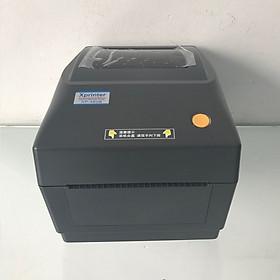 Máy in mã vạch 110mm Xprinter XP-460B - Hàng nhập khẩu