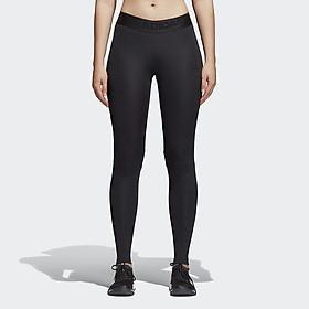 Quần Dài Thể Thao Nữ Adidas Apparel Ask Spr Tig Lt (Đen) 250519 (Size UKS)
