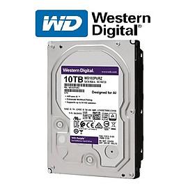 Ổ Cứng di động HDD WD Purple 10TB - Hàng Nhập Khẩu