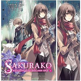 Sakurako Và Bộ Xương Dưới Gốc Anh Đào - Tập 4