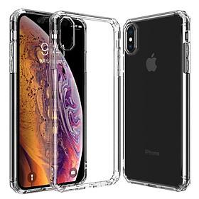Ốp Silicon TPU Leeu Design dành cho iPhone Xs Max_ Hàng Nhập Khẩu