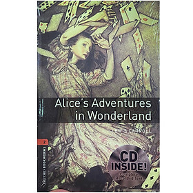 Oxford Bookworms Library (3 Ed.) 2: Alice'S Adventures In Wonderland Audio CD Pack
